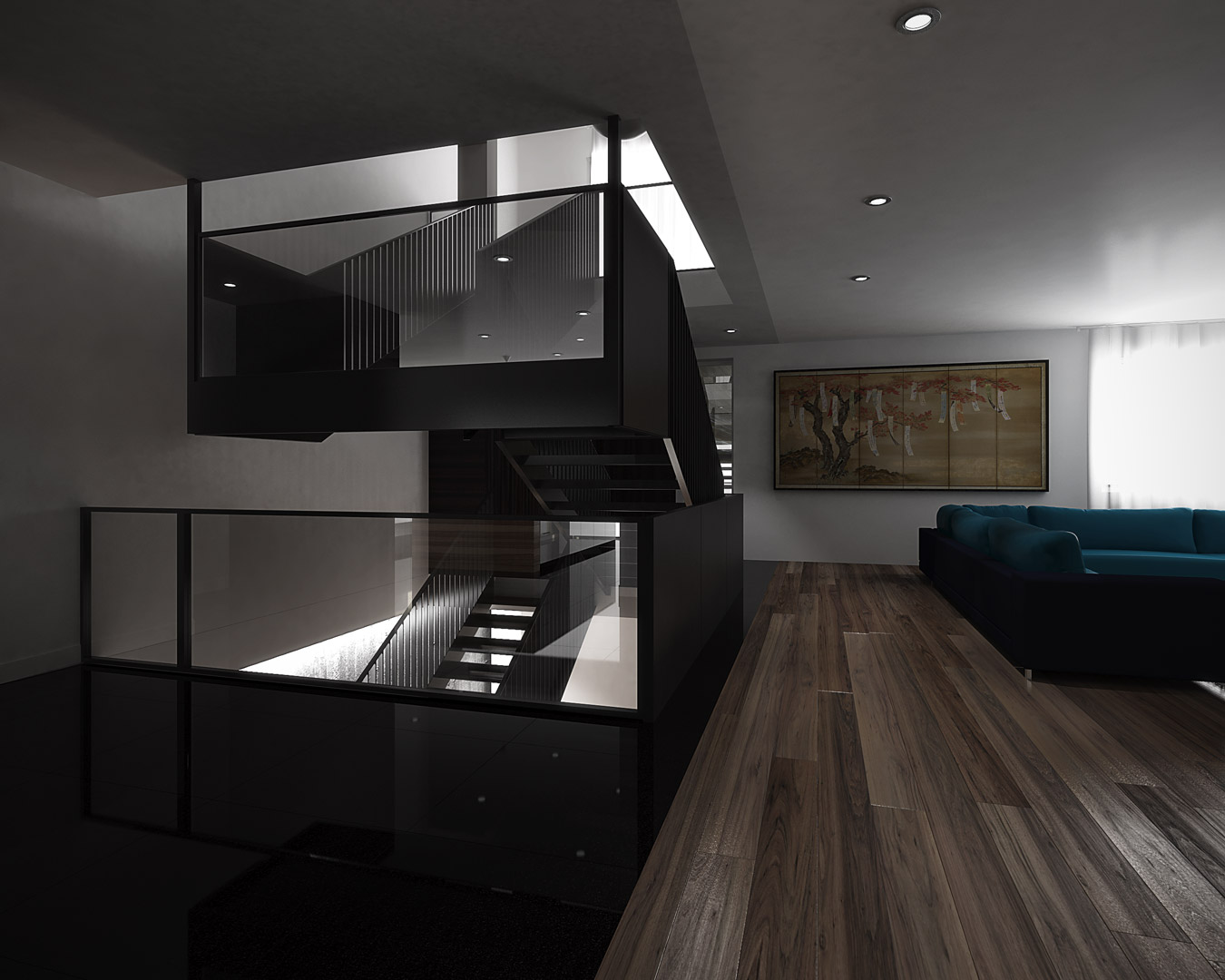 Boardroom v2 - Easy3dsource - Architectural Visualization News