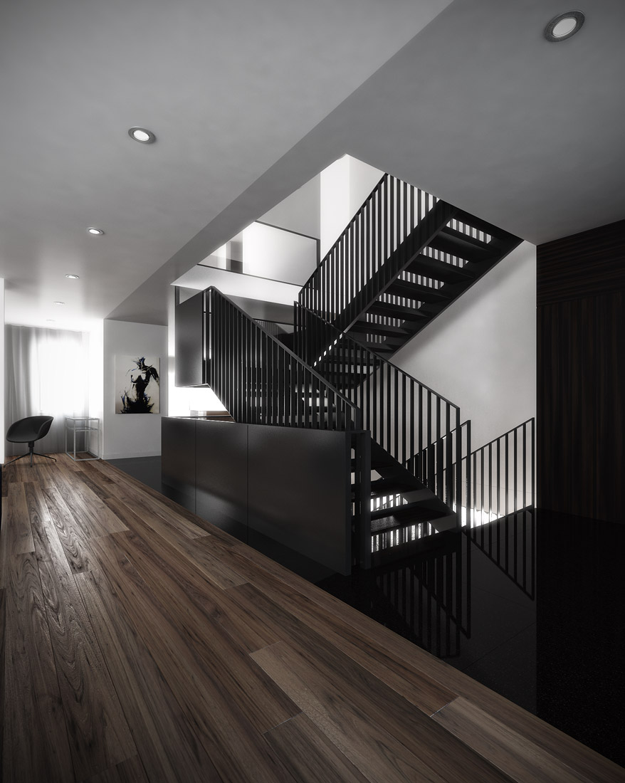 Residential Interior - Easy3dsource - Architectural